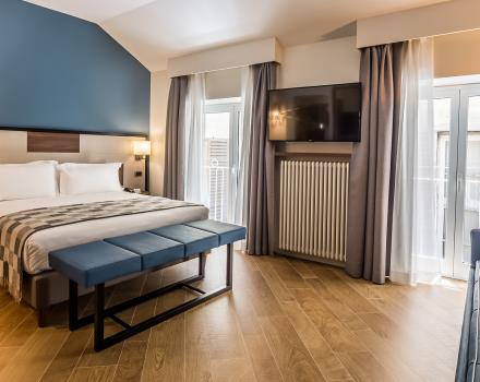 Superior rooms Hotel 3 star Genoa - Best Western Hotel Metropoli