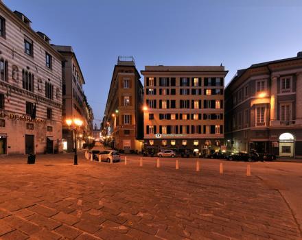 Looking for service and hospitality for your stay in Genoa? Choose Best Western Hotel Metropoli