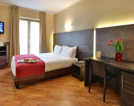 Discover the rooms of the BW Hotel Metropoli in Genoa!