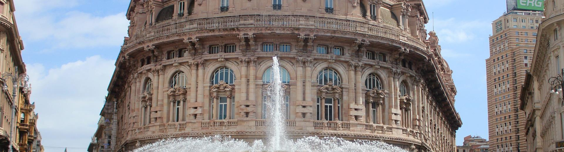 Palaces and museums-discover the beauty of Genova with Hotel Metropoli