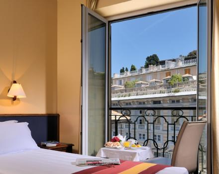 Looking for service and hospitality for your stay in Genoa? Choose the Best Western Hotel Metropoli