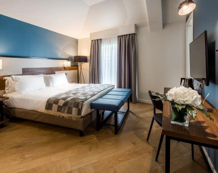 Hotel Metropoli in Genoa-Superior rooms