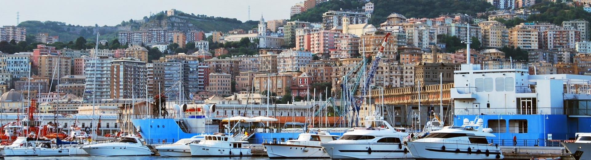 Discover Genoa and surroundings with the BW Hotel Metropoli Genoa Centre