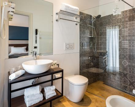 Bath - Superior Room - Hotel 3 stars Genova